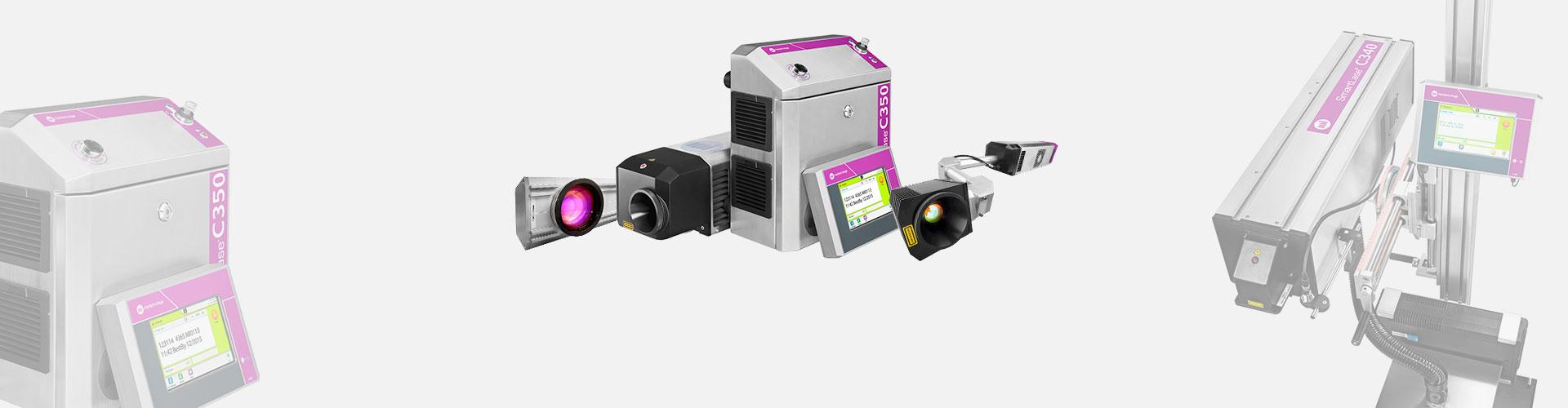 Лазерні маркувальники